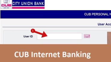 CUB Internet Banking