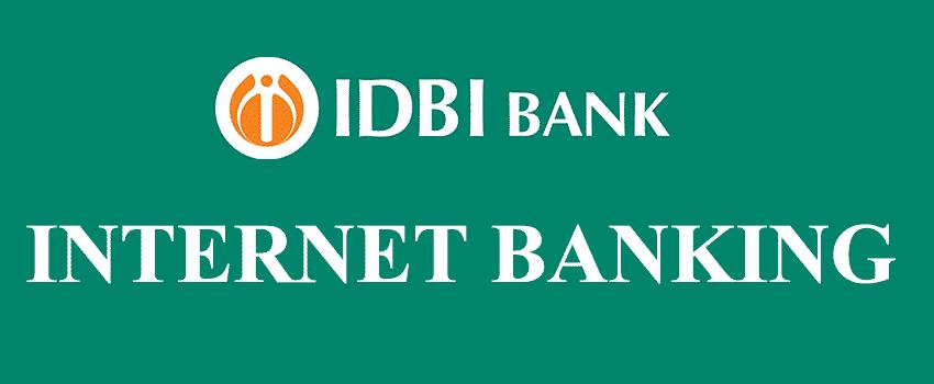 IDBI BANK NET BANKING