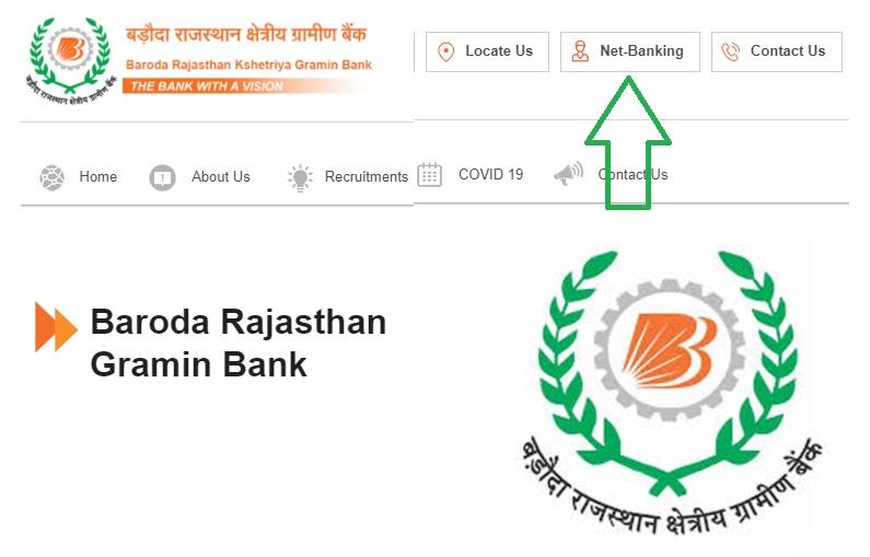 How to register for BRKGB Net banking